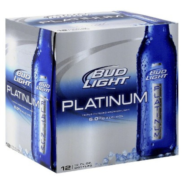 bud light platinum beer reviews