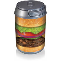 Picnic Time Can Cooler - Burger Can