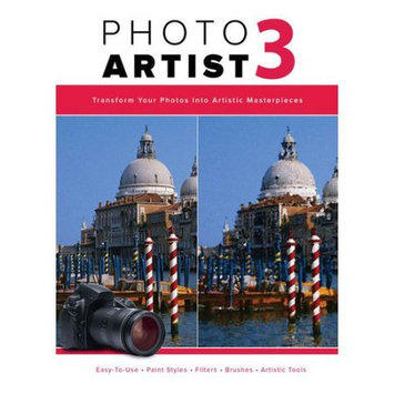 WD Encore 8132697 Photo Artist 3 for PC (Email Delivery)