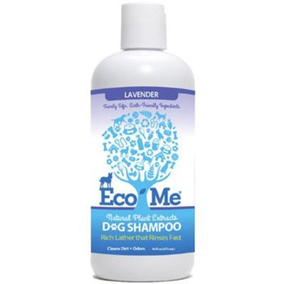 Eco-Me Dog Shampoo with Natural Plant Extracts, Lavender