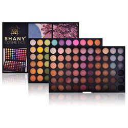Shany Cosmetics Shany Ultimate Fusion 120-Color Shimmer and Nude Eyeshadow Palette