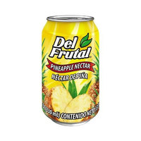 Del Frutal Strawberry Banana, 11.16-Ounce (Pack of 24)