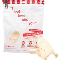 I & Love & You I and Love and You Ear Candy Cow Ears, 2.5 oz. ()