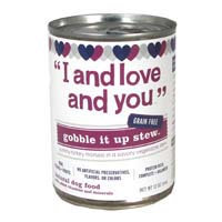 I & Love & You I and Love and You Gobble It Up Stew Dog Food - 13 oz