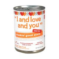 I & Love & You I and Love and You Cluckin Good Stew Dog Food - 13 oz