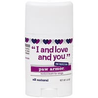 I & Love & You I and Love and You Paw Armor Pet Balm, 1.8 oz ()