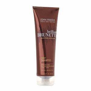 John Frieda Brilliant Brunette Multi-Tone Revealing Daily Shampoo