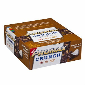 Promax Nutrition Crunch High Protein Portable Nutrition