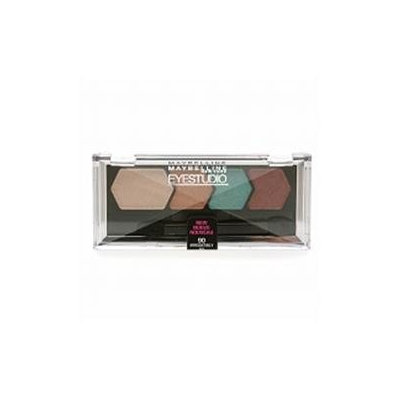 Maybelline EyeStudio Eyeshadow Quad, Irrisistibly Ivy 90 1 set