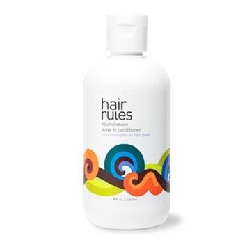 Hair Rules nourishment leave in conditioner