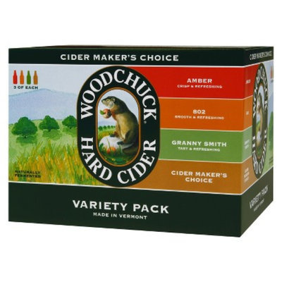 Woodchuck WOODCHUCK 12PK VARIETY PACK