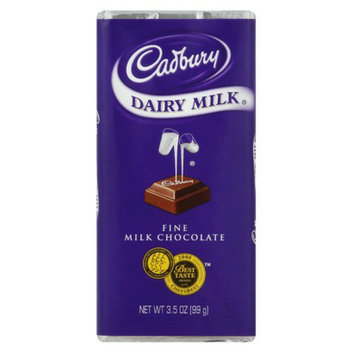 Cadbury Dairy Milk Chocolate 3.5 oz