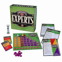 Beat the Experts The Game Where You Go Head-to-Head With The Experts, 1 ea