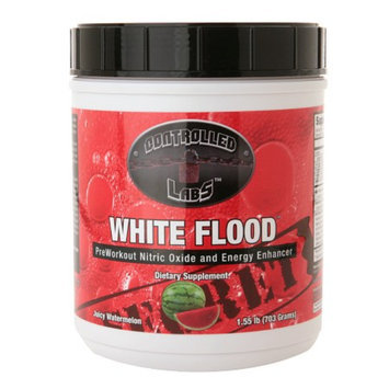 Controlled Labs White Flood PreWorkout Nitric Oxide