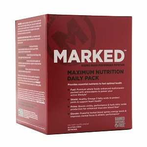 MARKED Maximum Nutrition Daily Pack