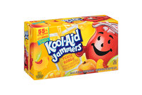 Kool-Aid Jammers Tropical Punch Peach Mango