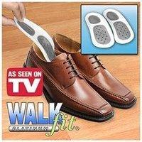 Ideal Products WalkFit Platinum Custom Orthotics - Female 10-10.5 /Male 9-9.5 (Size