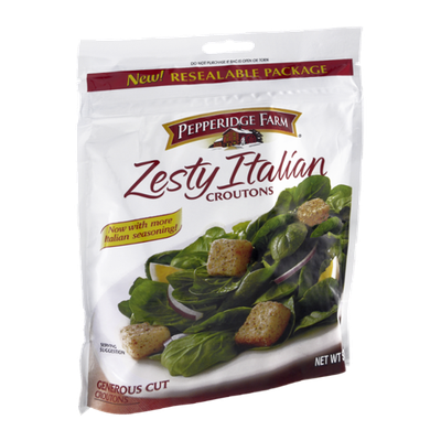 Pepperidge Farm® Zesty Italian Croutons
