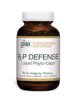 Gaia Herbs Rx P (Whole Body) Defense 60c