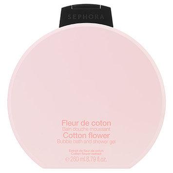 SEPHORA COLLECTION Bubble Bath & Shower Gel Cotton Flower
