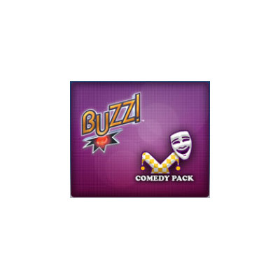 Sony Computer Entertainment BUZZ! Quiz World PSP Comedy Movies Pack DLC