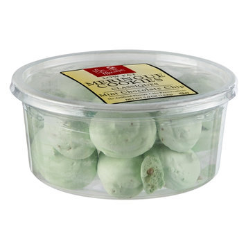Miss Meringue Low Fat Mint Chocolate Chip Classiques Meringue Cookies