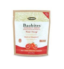 Baobites - Blood Orange Flora Inc 6.17oz Chewable