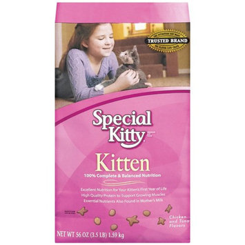 Special Kitty: For Kittens Cat Food, 56 Oz