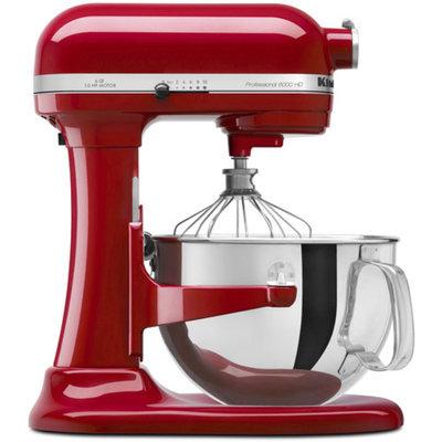 KitchenAid 6-Quart Stand Mixer, Refurbished