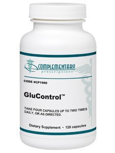 Complementary Prescriptions GluControl 120 caps