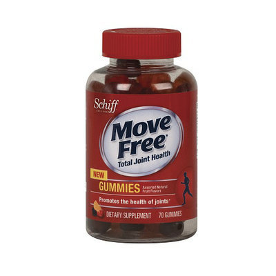 Schiff Move Free Total Joint Health Gummies