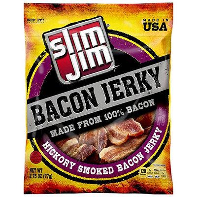 Slim Jim Bacon Jerky Hickory Smoked