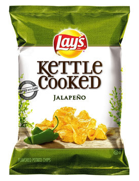 Kettle Chips Original Jalapeno