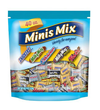 M&M's MARS Minis Mix Bag