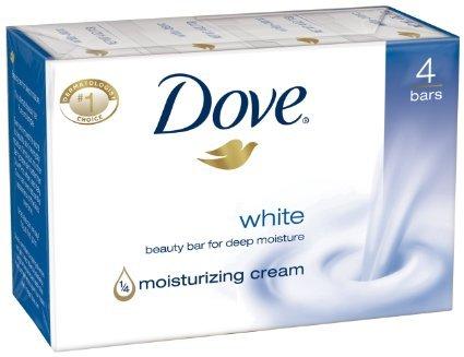 Dove Beauty Bars White