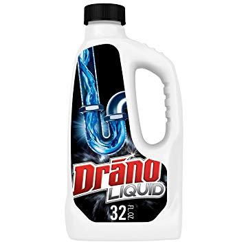 Drano® Liquid Drain Cleaner