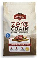 Nutrish Zero Grain Beef, Potato & Bison Recipe