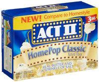 Act II® Homepop Classic Popcorn