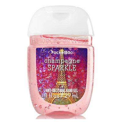Bath & Body Works® PocketBac Champagne Sparkle Anti-Bacterial Hand Gel