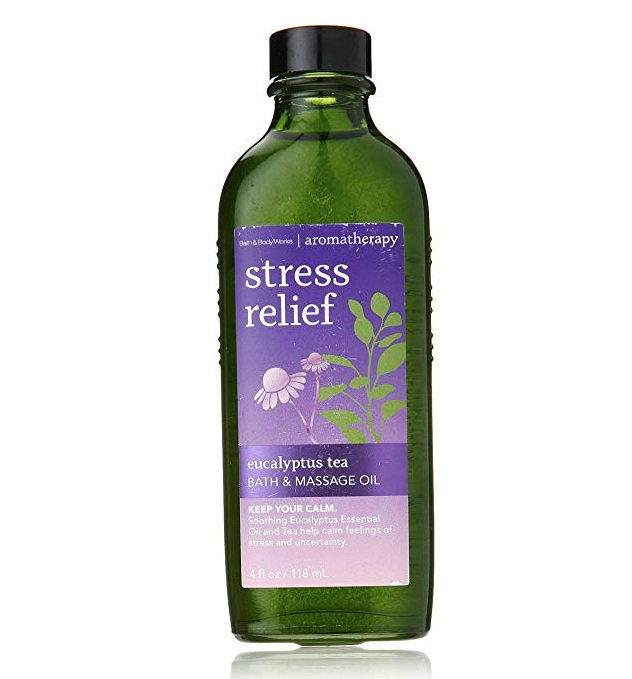 Bath & Body Works® Aromatherapy Stress Relief Eucalyptus ...