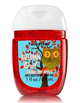Bath & Body Works® PocketBac Autumn Owl Cranberry Apple Anti-Bacterial Hand Gel