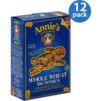 Annie's Homegrown Whole Wheat Bunnies Snack Crackers