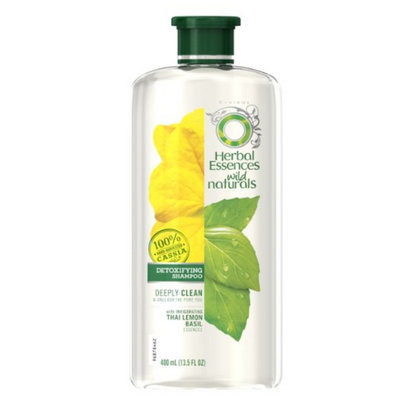 Herbal Essences Wild Naturals Detoxifying Shampoo
