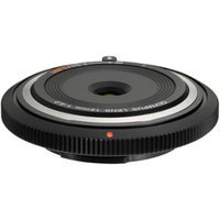Olympus 15mm f/8.0 BCL-1580 Body Cap Lens for Micro Four Thirds Cameras