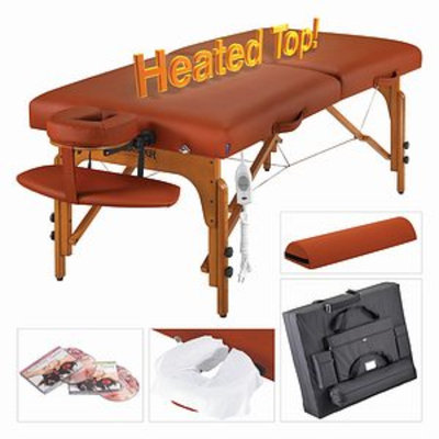 Master Massage Santana Therma Top LX Portable Massage Table, 31 inch, 1 ea
