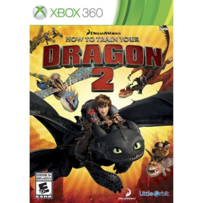 Little Orbit DreamWorks How To Train Your Dragon 2 (Xbox 360)