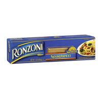 Ronzoni Enriched Macaroni Product Spaghetti