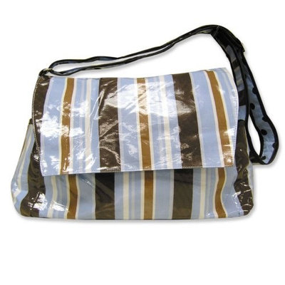 Trend Lab Max Messenger Bag with Changing Pad (Discontinued by Manufacturer)