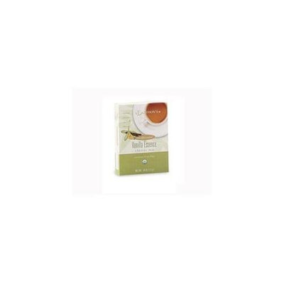 Davidson's Tea Davidson Organic Tea 296 Decaffeinated Vanilla Essence Tea, Box of 100 Tea Bags