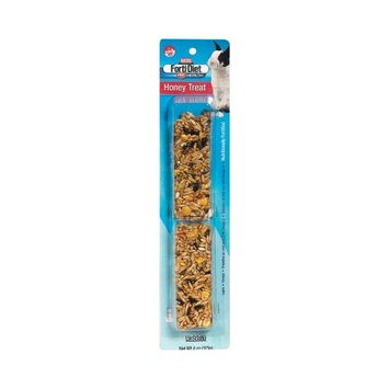 Kaytee Pet Products SKT100502975 Forti-Diet Pro Health Rabbit Honey Treat Stick, 4-Ounce